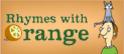 Rhymes with Orange